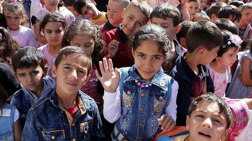 Türkiye nüfusunun yüzde 28'i çocuk