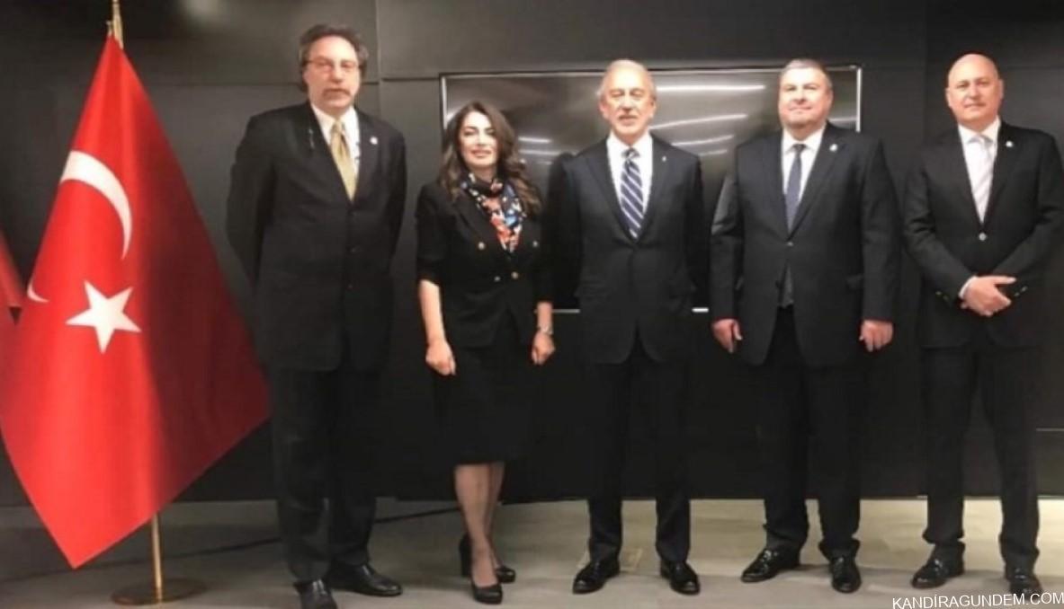 Niyazi Yelkencioğlu Galatasaray Divan Başkanlığına Aday