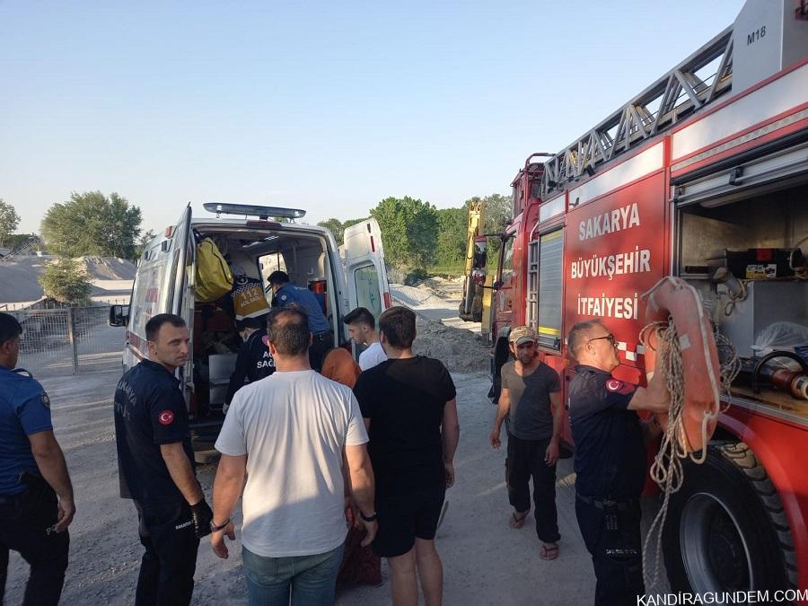 Adapazarı'nda Kız Arkadaşının Akrabaları Tarafından Darp Edilerek Nehre Atıldı