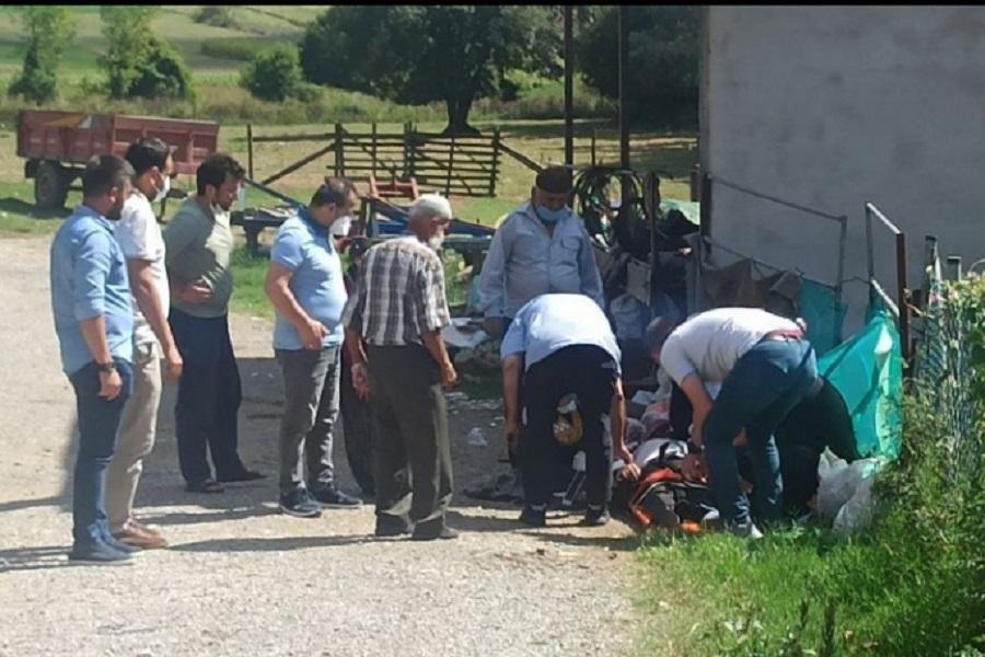Kandıra'da Cenazeye Giderken Kaza Yaptılar! 1 ölü, 3 Yaralı